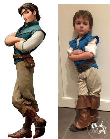 Flynn Rider (of was het Flinke Rider?)
